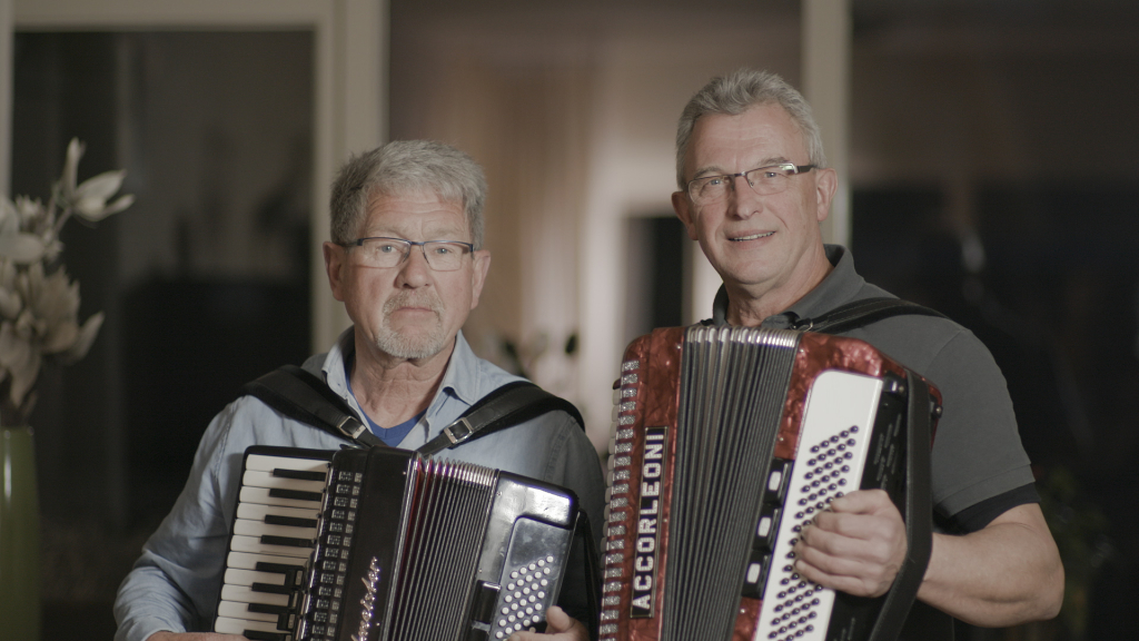 Accordeon spelen